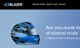 Clinical Trials Software Branding